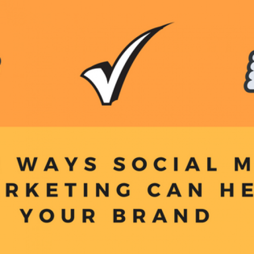 Four Ways Social Media Marketing Can Help Your Brand